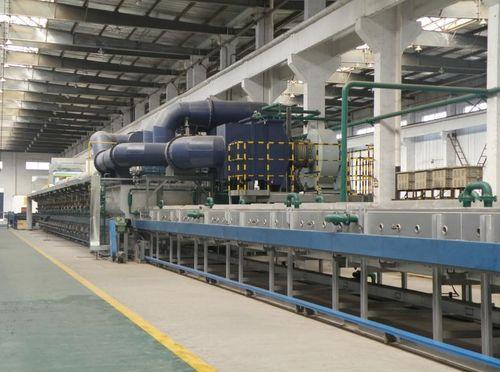 Chine Nouvelles sur Évolution allemande d'équipement du LOI de Huacheng (Furnce importé d'Allemagne) accomplie !