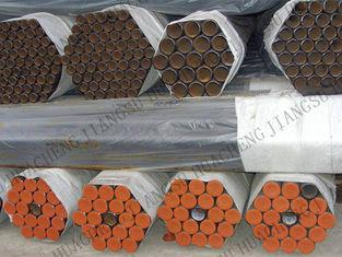 Tubes soudés sans couture d'acier au carbone fournisseur