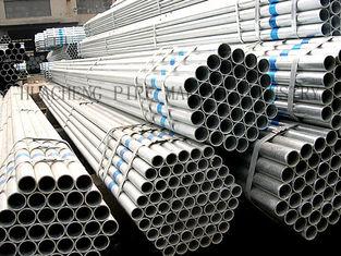 Tube en acier galvanisé par mur mince fournisseur