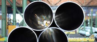 Tube sans couture de circulaire de chaudière fournisseur