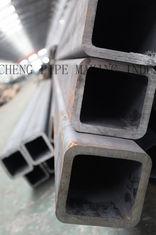 Tube en acier rectangulaire de mur épais fournisseur