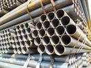Chine Tuyau 1387 mince de mur de tube en acier sans couture étiré à froid des BS DIN 1626 ERW pour la construction distributeur