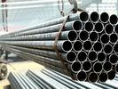 Chine Épaisseur en acier de tube d'ERW soudée par circulaire 0.8mm – 35mm DIN 2458 A106 ST37 Q235 X65 distributeur