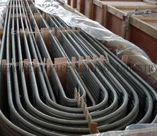 Chine Tube sans couture de coude en U d'échangeur de chaleur pour construire ASTM A179 ASME A210 - A1 T11 T22en ventes