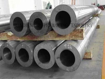 Chine Tuyauterie en acier A519 SAE1026 A519 SAE1518, tube en acier forgé recuit de mur épais ronden ventes